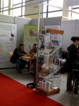 Lallemand animal Nutrition at Alger's Animal Production and Agrofood tradeshow