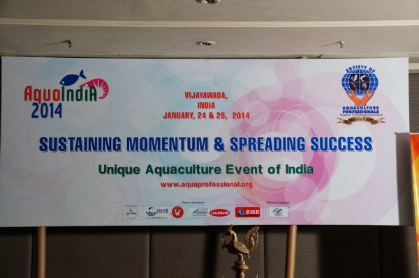 Lallemand Animal Nutrition at Aqua India