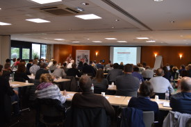 Swine nutrition technical day in France