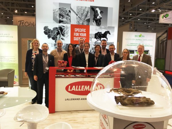 Lallemand Animal Nutrition at EuroTier 2016