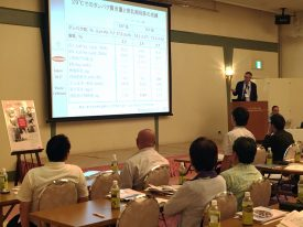 Lallemand Animal Nutrition discusses heat stress with Japanese swine producers and feed millers