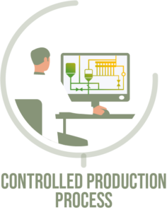 agrimos controlled production process icon