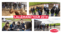 LALLEMAND TOUR 2019