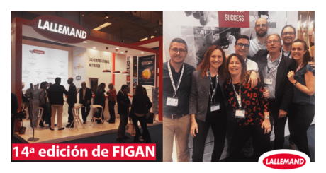 lallemand animal nutrition spanish team at figan 2019
