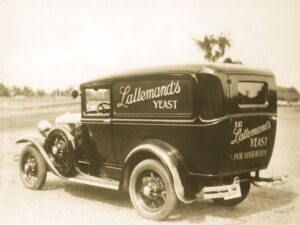 old car of lallemand