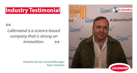 industry testimonial spin colombia working with lallemand animal nutrition