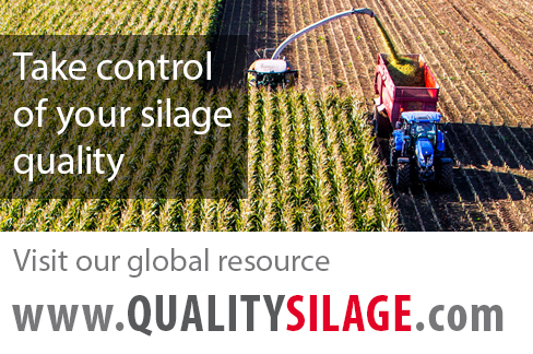 Quality Silage promotion slider