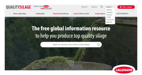 www.QualitySilage.com Now Available in 6 Languages